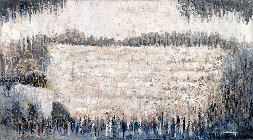 Kotel Abstract Afor Lavan (1)
